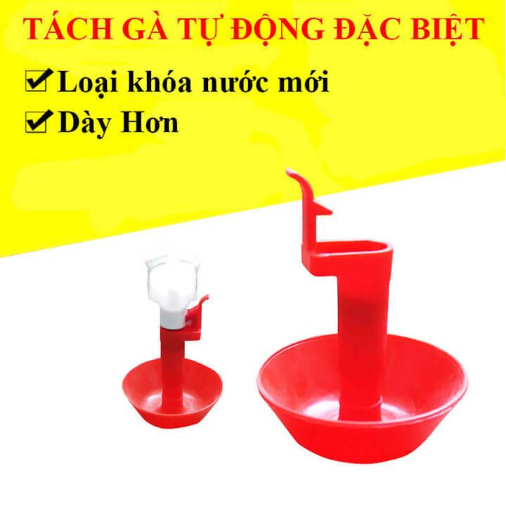 Mang Nuoc Cho Ga Con Dang Pheu 5